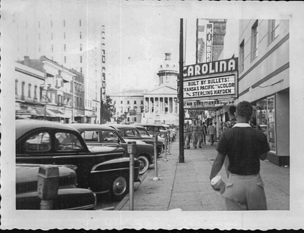 Downtown Columbia, S.C. - 1953