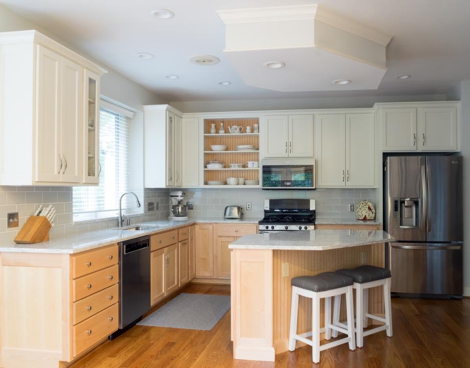 Residence interior kitchen